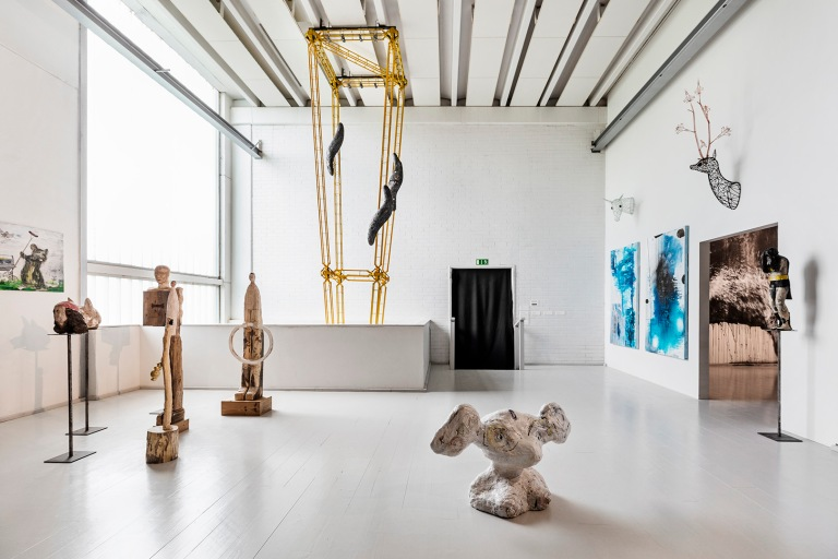 Sakari Kannosto Sculptures
